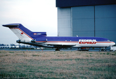 Aircraft Photo of C-FBWY | Boeing 727-22(F) | Federal Express | AirHistory.net