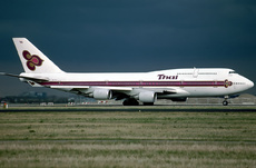 Aircraft Photo of HS-TGJ | Boeing 747-4D7 | Thai Airways International | AirHistory.net