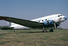 Aircraft Photo of N222TS | Douglas DC-3-209B | Air Indiana | AirHistory.net