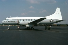 Aircraft Photo of 55-4753 | Convair C-131E (440-72) | USA - Air Force | AirHistory.net