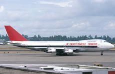 Aircraft Photo of N611US | Boeing 747-251B | Northwest Orient Airlines | AirHistory.net #130530