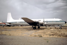 Aircraft Photo of N90251 | Douglas DC-7C | AirHistory.net