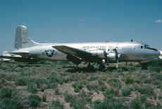 Aircraft Photo of N31356 | Douglas DC-4-1009 | AirHistory.net