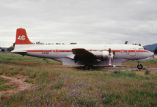 Aircraft Photo of N111AN | Douglas DC-6B(AT) | Macavia | AirHistory.net