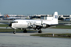 Aircraft Photo of N872TA | Douglas C-118A Liftmaster (DC-6A) | Trans-Air-Link - TAL | AirHistory.net
