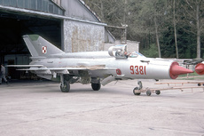Aircraft Photo of 9381 | Mikoyan-Gurevich MiG-21bis | Poland - Air Force | AirHistory.net