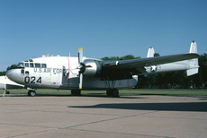Aircraft Photo of 51-8024 | Fairchild C-119F Flying Boxcar | USA - Air Force | AirHistory.net