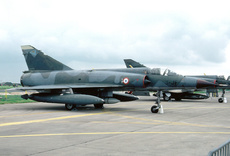 Aircraft Photo of 527 | Dassault Mirage IIIE | France - Air Force | AirHistory.net