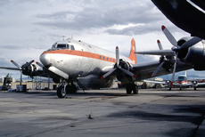 Aircraft Photo of N67062 | Douglas C-54D Skymaster | Central Air Service | AirHistory.net