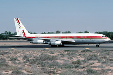 Aircraft Photo of 9G-AYO | Boeing 707-323C | AirHistory.net