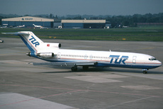 Aircraft Photo of TC-TUR | Boeing 727-230/Adv | TUR - European Airlines | AirHistory.net