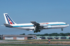Aircraft Photo of SU-PBB | Boeing 707-328C | Air Memphis | AirHistory.net