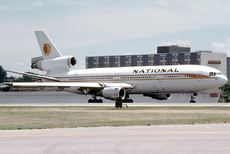 Aircraft Photo of N66NA | McDonnell Douglas DC-10-10 | National Airlines | AirHistory.net