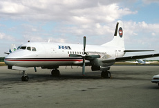 Aircraft Photo of N924 | NAMC YS-11A-205 | PBA - Provincetown-Boston Airline | AirHistory.net #180153