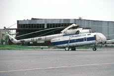 Aircraft Photo of EZ-L481 | Mil Mi-8MTV-1 | Turkmenistan Airlines | AirHistory.net