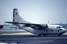 Aircraft Photo of HR-ALK | Fairchild C-123K Provider | AirHistory.net #260778