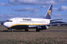 Aircraft Photo of EI-CNX | Boeing 737-230/Adv | Ryanair | AirHistory.net #77626
