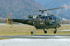 Aircraft Photo of 3E-KZ | Aerospatiale SA-316B Alouette III | Austria - Air Force | AirHistory.net