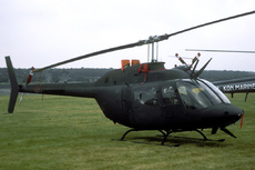 Aircraft Photo of 69-16105 | Bell OH-58A Kiowa (206A-1) | USA - Army | AirHistory.net