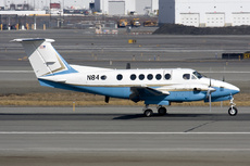 Aircraft Photo of N84 | Beech Super King Air 300 | FAA - Federal Aviation Administration | AirHistory.net