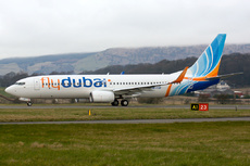 Aircraft Photo of A6-FDP | Boeing 737-8KN | Flydubai | AirHistory.net