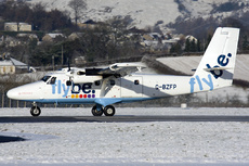 Aircraft Photo of G-BZFP | De Havilland Canada DHC-6-300 Twin Otter | Flybe | AirHistory.net #71136