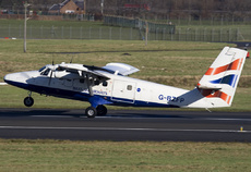 Aircraft Photo of G-BZFP | De Havilland Canada DHC-6-300 Twin Otter | British Airways | AirHistory.net #77458