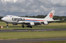 Aircraft Photo of LX-UCV | Boeing 747-4R7F/SCD | Cargolux | AirHistory.net #78449