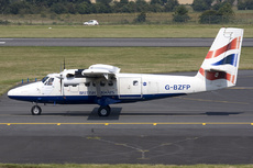 Aircraft Photo of G-BZFP | De Havilland Canada DHC-6-300 Twin Otter | British Airways | AirHistory.net #78661
