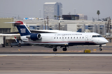 Aircraft Photo of N7264V | Bombardier CRJ-200LR (CL-600-2B19) | US Airways Express | AirHistory.net #82584