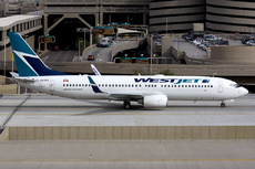 Aircraft Photo of C-GZWS | Boeing 737-8CT | WestJet | AirHistory.net #90164