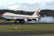 Aircraft Photo of LX-PCV | Boeing 747-4R7F/SCD | Cargolux | AirHistory.net