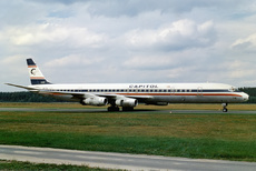 Aircraft Photo of N8765 | McDonnell Douglas DC-8-61 | Capitol International Airways | AirHistory.net