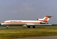 Aircraft Photo of OY-SAT | Boeing 727-2J4/Adv | Sterling Airways | AirHistory.net