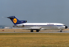 Aircraft Photo of D-ABPI | Boeing 727-230/Adv | Lufthansa | AirHistory.net
