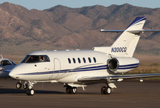 Aircraft Photo of N300CQ | Raytheon Hawker 800XP | AirHistory.net #50899