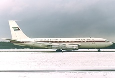 Aircraft Photo of A6-HHR | Boeing 720-023(B) | United Arab Emirates Government | AirHistory.net #169308