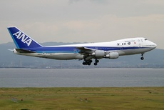 Aircraft Photo of JA8152 | Boeing 747SR-81 | All Nippon Airways - ANA | AirHistory.net #44354