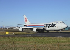 Aircraft Photo of LX-TCV | Boeing 747-4R7F/SCD | Cargolux | AirHistory.net