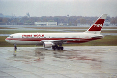 Aircraft Photo of N603TW | Boeing 767-231(ER) | Trans World Airlines - TWA | AirHistory.net #50972