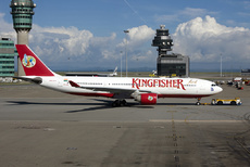 Aircraft Photo of VT-VJK | Airbus A330-223 | Kingfisher Airlines | AirHistory.net #51351