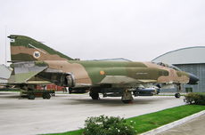 Aircraft photo of C12-37 / 12-29 - McDonnell F-4C Phantom II, taken by R.A.Scholefield at Cuatro Vientos / Museo del Aire [ Off-Airport ] in Spain on 7 November 2006 at the Museo del Aire. Ex USAF 64-0820