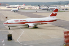 Aircraft Photo of N602TW | Boeing 767-231(ER) | Trans World Airlines - TWA | AirHistory.net #59215