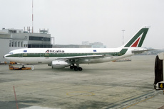 Aircraft Photo of I-BUSP | Airbus A300B4-103 | Alitalia | AirHistory.net