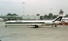 Aircraft Photo of I-DAWE | McDonnell Douglas MD-82 (DC-9-82) | Alitalia | AirHistory.net