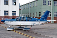 Aircraft Photo of VH-YHD | Socata TB-10 Tobago | Australian Aviation College | AirHistory.net #28765