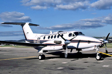 Aircraft Photo of VH-HEO | Beech 200C Super King Air | Royal Flying Doctor Service - RFDS | AirHistory.net #29906