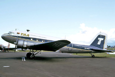 Aircraft Photo of VH-SBA | Douglas C-47A Skytrain | TAA Airlines of New Guinea | AirHistory.net #32372