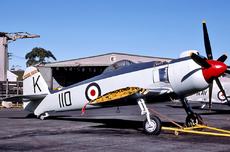 Aircraft Photo of WG630 | Hawker Sea Fury FB11 | Australia - Navy | AirHistory.net