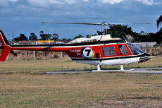 Aircraft Photo of VH-AJD | Bell 206B-3 JetRanger III | Seven National News | AirHistory.net #36630